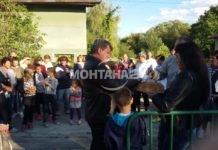 Баби на фитнес в село Митровци