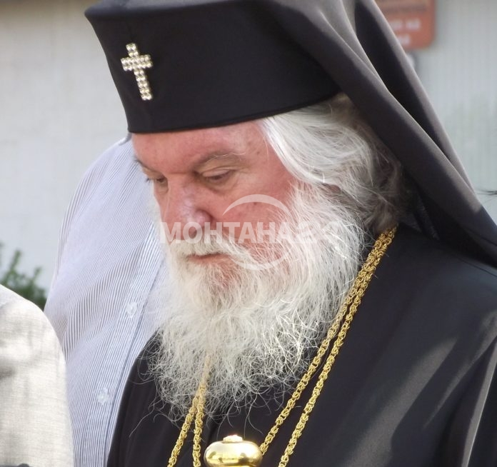 Видинският митрополит Дометиан