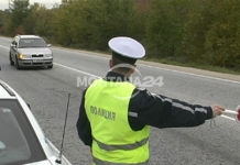 372 нарушения по пътищата в областта през последната седмица на септември