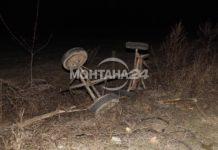 Бус блъсна каруца и уби кон