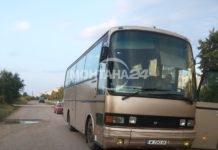 НАП продава автобус