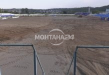"""Ще е готов ли стадион """"Огоста"""" преди мача с Левски?"""