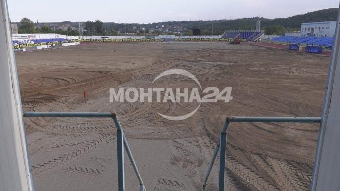 Ще е готов ли стадион