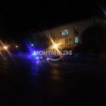 Полицейска акция до Черния мост