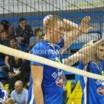Волейболистите на Монтана записаха победа над Марек с 3:1