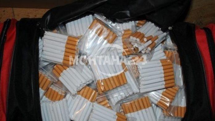 2080 къса контрабандни цигари открити при проверка