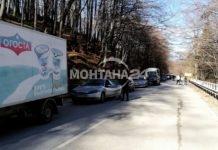 """Шофьорите да карат внимателно през прохода """"Петрохан"""""""