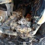 """Огнените вендети в Монтана продължават! Изгоря """"БМВ Х 6"""""""