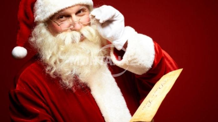 Дядо Коледа търси най-красивото писмо с помощта на