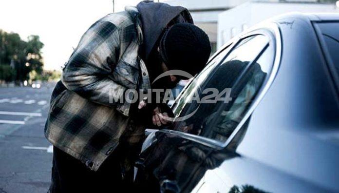 Разкриха кражба на автомобил в с. Владимирово