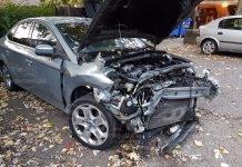 Мъртвопиян катастрофира в Берковица