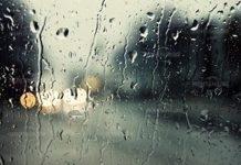 Облаци, дъжд и студ в сряда