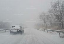 АПИ предупреждава: Утре шофирайте с автомобили подготвени за зимата