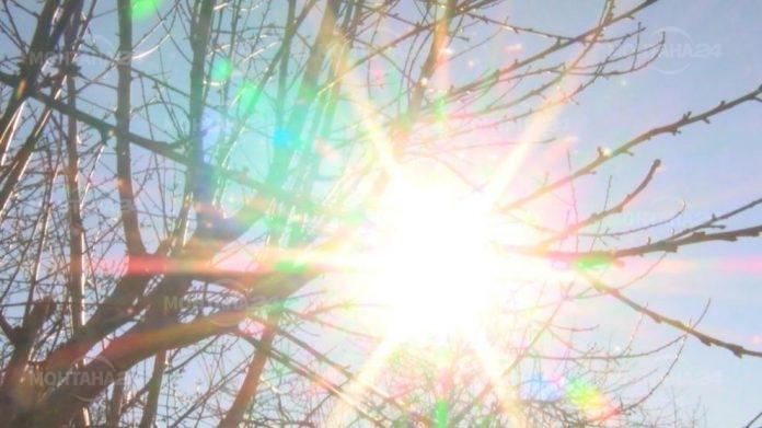 Последен слънчев ден, от утре дъжд