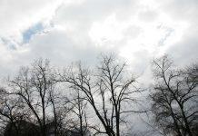 Слънчево с променлива обланост във вторник