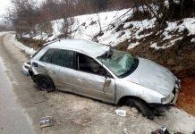 Нова катастрофа на Е79 край Долна Вереница