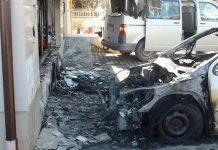 Пореден автомобил изгоря във Вършец