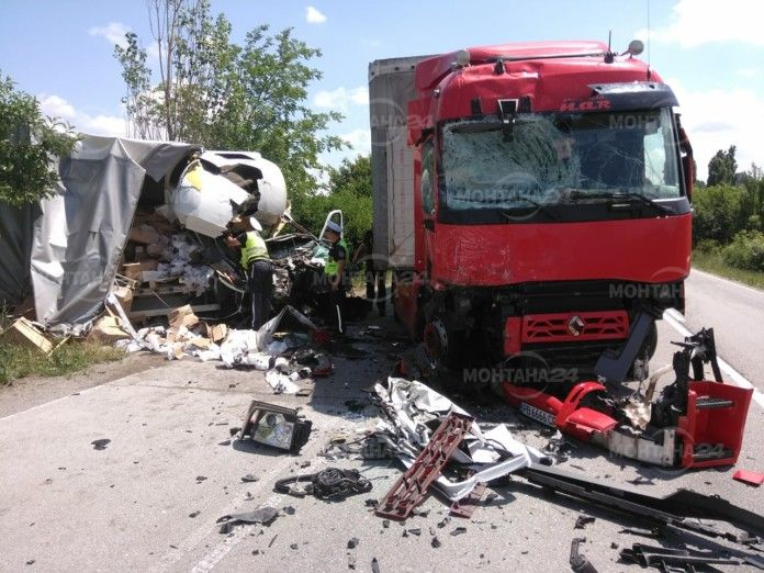 Полицията излезе с подробности за вчерашната катастрофа