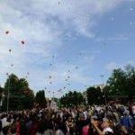 Стотици излязоха на шествие в Монтана за 24 май