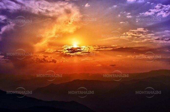 В петък слънцето ще ни радва отново