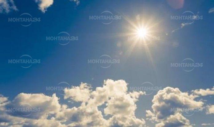 Променлива облачност в началото на седмицата