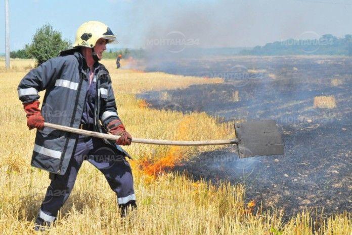 Голям горски пожар ще гасят в учение българи и сърби