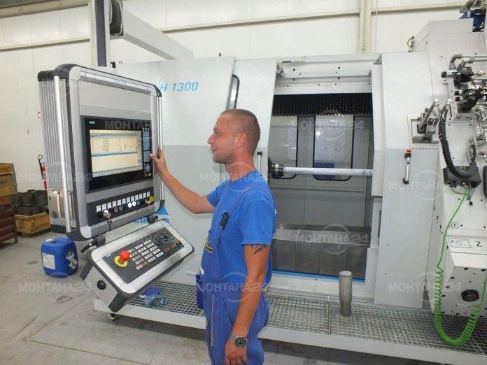 ЕМКО закупи нови модерни машини за производството си в Монтана