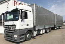 95 установени нарушения при масови проверки на камиони и автобуси