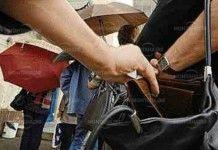 Ловка джепчийка обра дядо на улица в Берковица