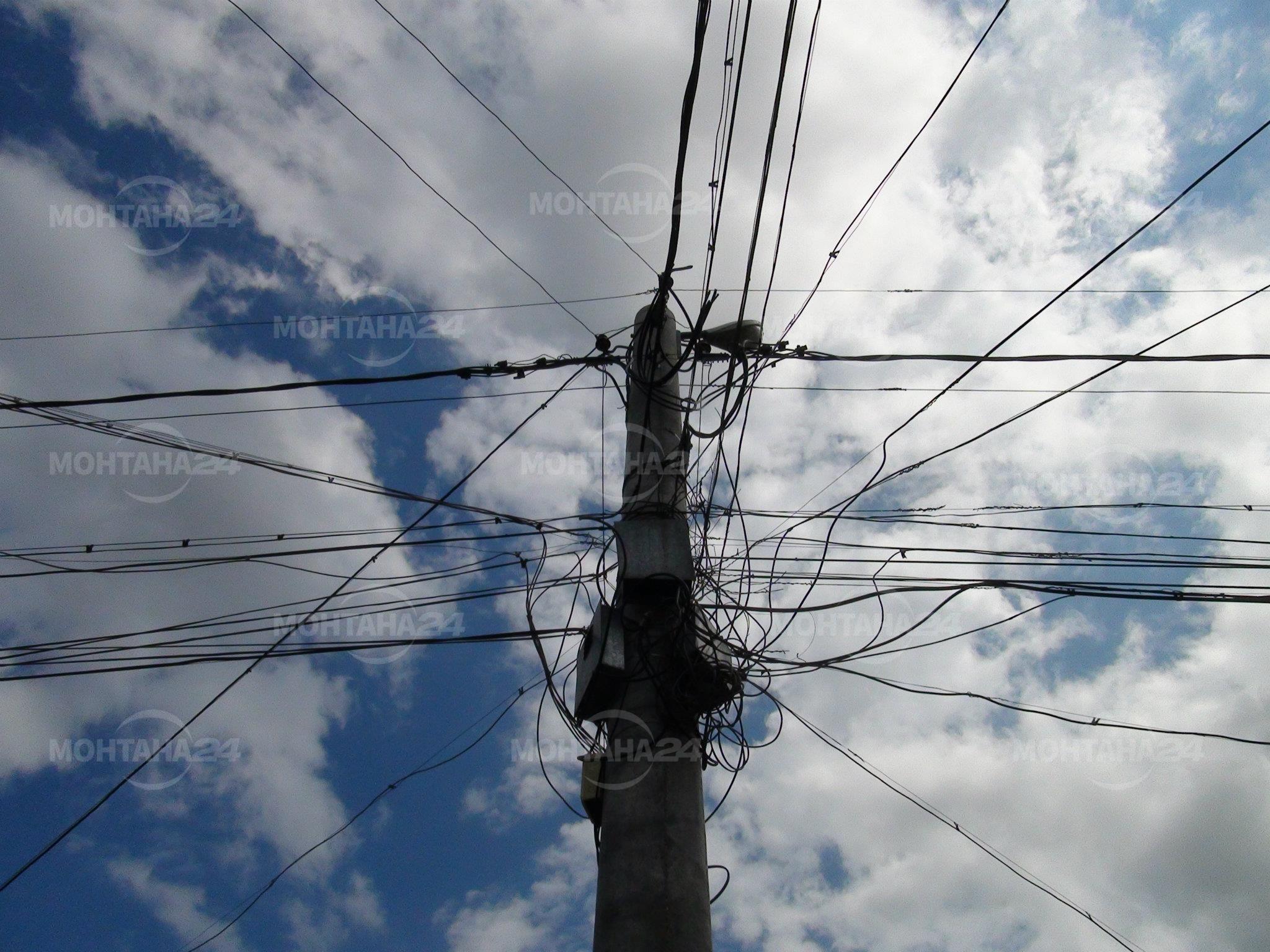 Спипаха 60 годишна ломчанка да краде ток