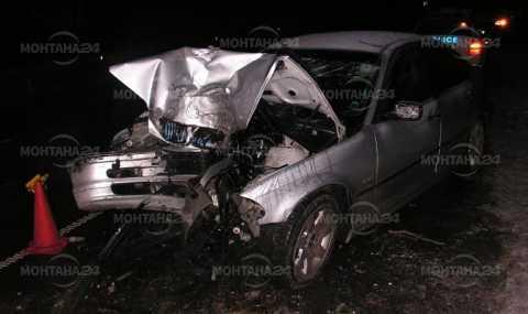 Шофьор се наниза в паркирани автомобили в Долни Цибър