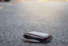 45-годишен жител на Монтана върна в полицията мъжка чанта с пари и документи