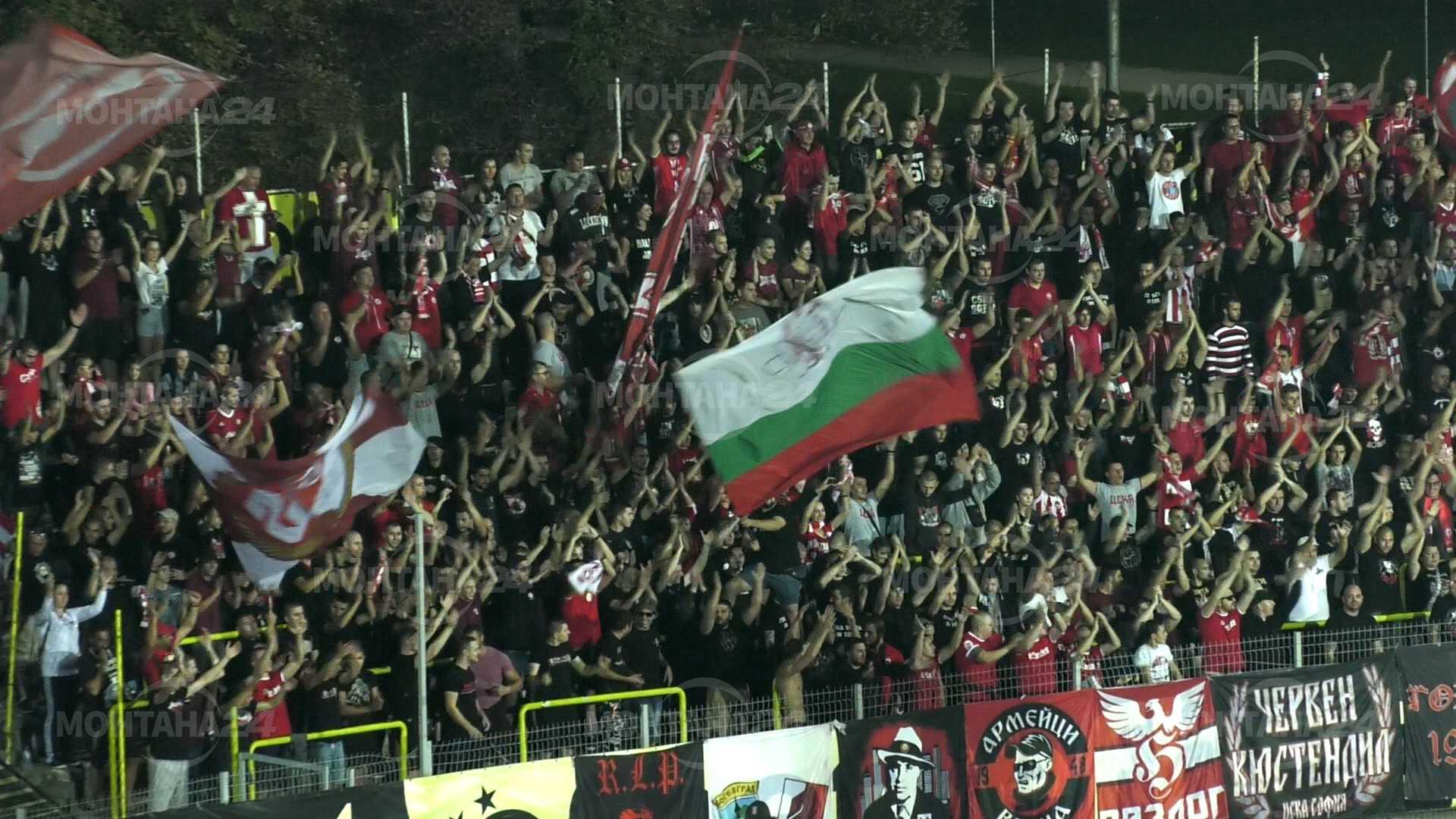 ЦСКА и Монтана ще се изправят днес в среща от1/16-финалите за Купата на България.