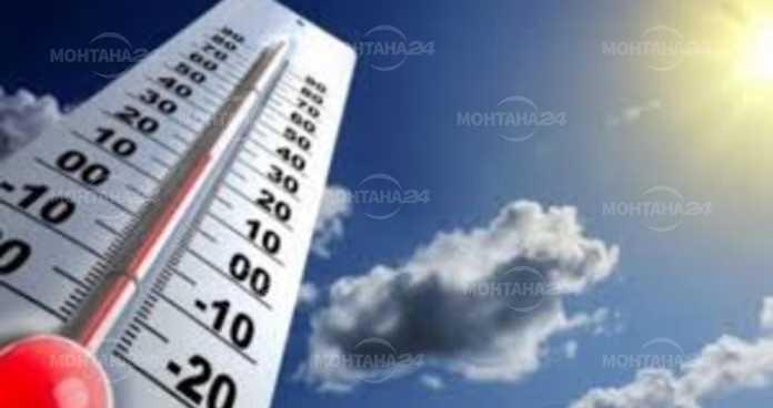 Температурите стават все по-високи