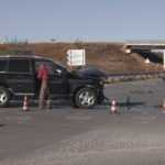 Жена пострада при катастрофа в Монтана