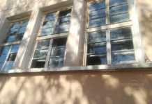 Вижте какво е причинил вандалът на училището в Мърчево
