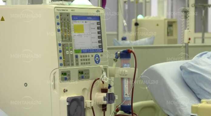 закупуване на хемодиализна техника и оборудване.