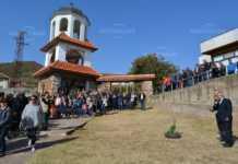"""Обновиха 180-годишната черква """"Света Петка"""" в село Смоляновци"""