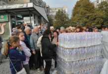 Ден пети Лом бедства без вода