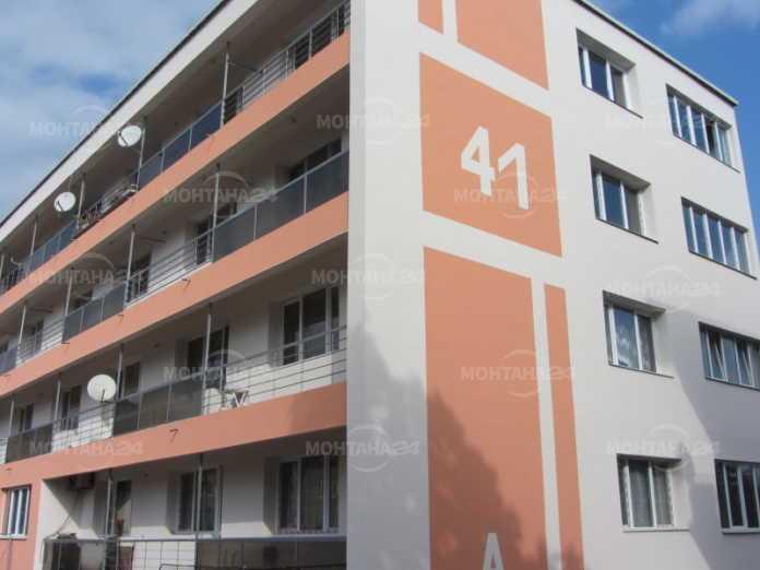 В Берковица санираха четири жилищни сгради