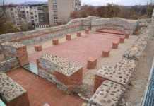 """Завърши възстановяването на ранно-християнската базилика в Монтана, съобщи кметът Златко Живков. Тя се намира в подножието на хълма """"Калето"""", където е издигната римската крепост """"Монтанезиум""""."""