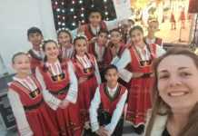 Деца от Владимирово спечелиха фолклорна награда