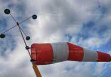 Внимание! Силен вятър връхлита северозапада