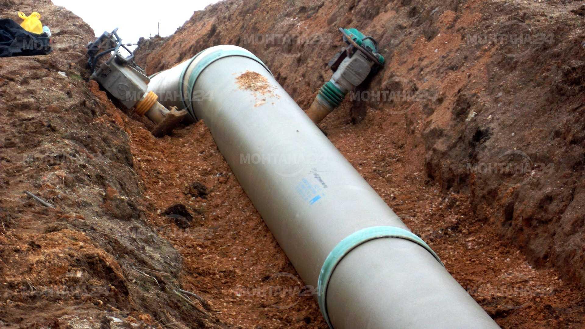 Вижте къде няма да има вода днес в Монтана