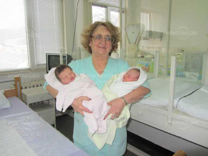 Момиче е първото бебе за 2019 в Берковица