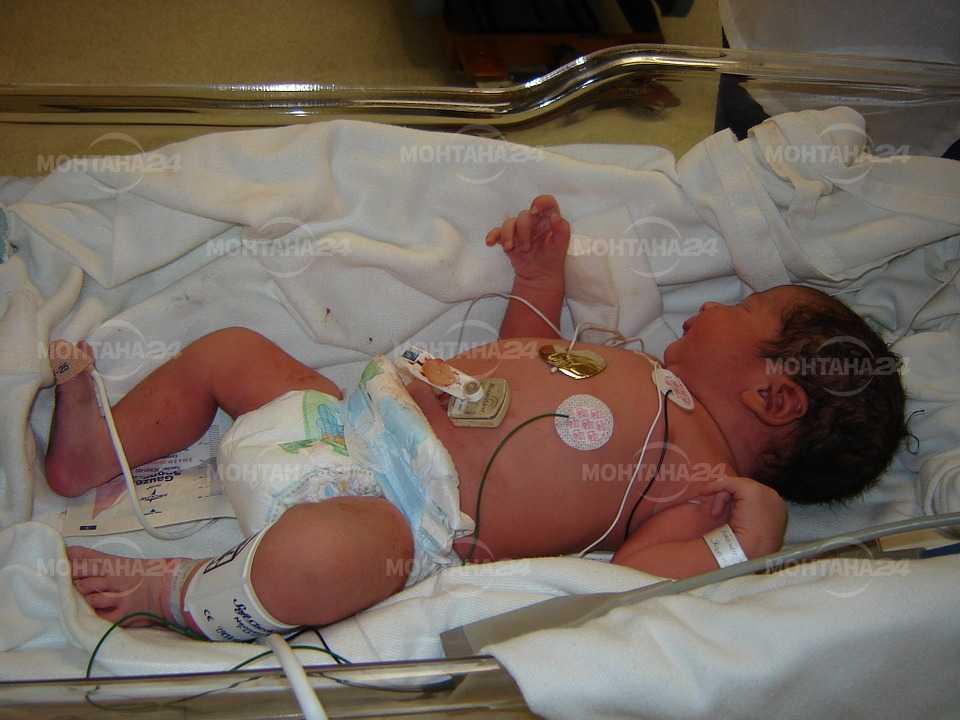 Първите бебета в Монтана за 2019 са недоносени