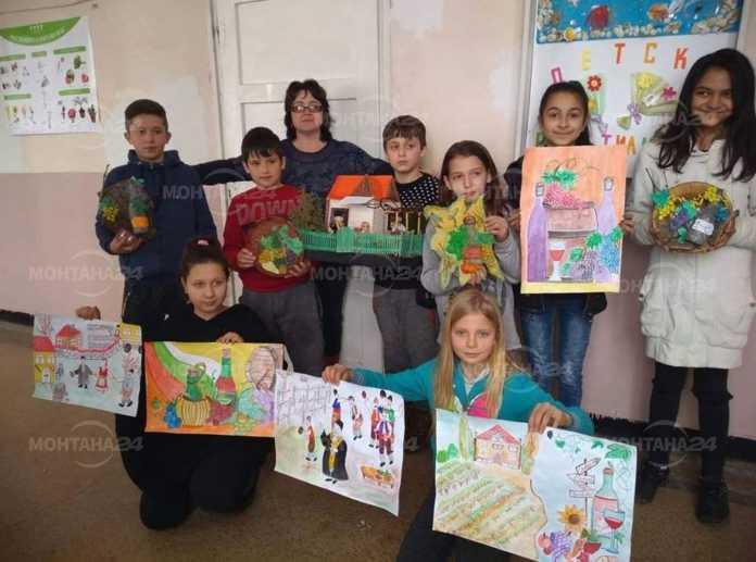 Ученици от Смоляновци с награда от конкурс за