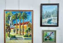 Откриват традиционната изложба на жени художници в Монтана