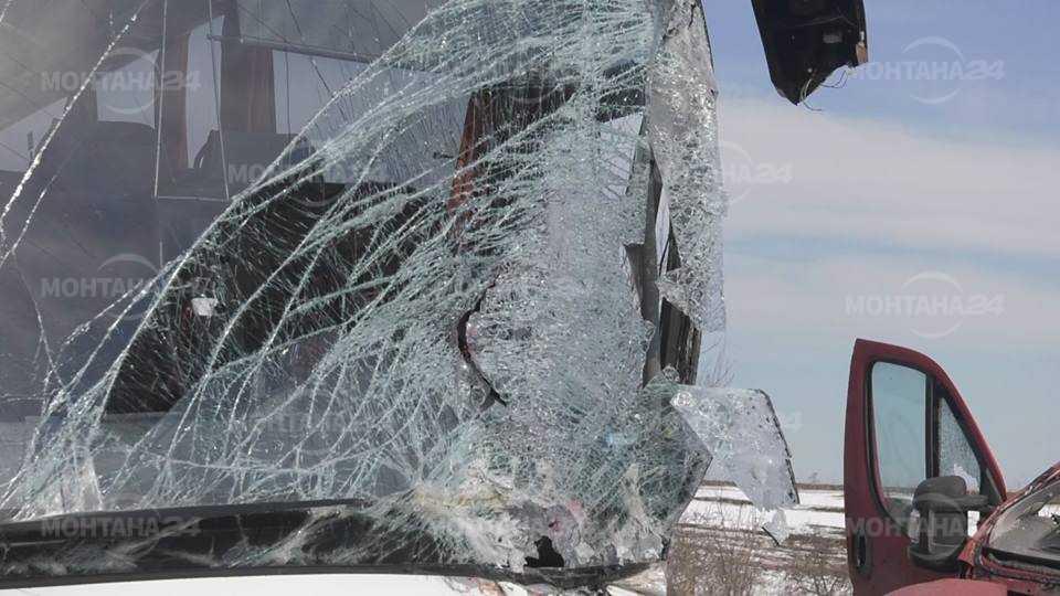 49-годишен мъж загина при катастрофа край Монтана