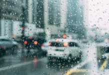 Жълт код за интензивни валежи и вятър е обявен за днес